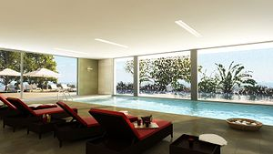 Longevity Wellness Resort Pool