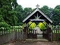 Longford Cemetery - geograph.org.uk - 480431.jpg