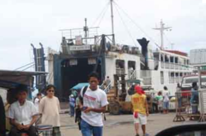 Plaridel, Misamis Occidental - Port of Plaridel