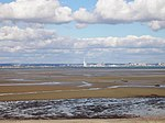 Looking Across Ryde East Sands To Portsmouth's Spinnaker Tower - geograph.org.uk - 1660843.jpg