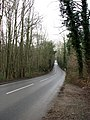 Looking SW on the B1145 - geograph.org.uk - 639317.jpg