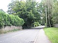 Looking back along Tilford Road towards Hindhead - geograph.org.uk - 932516.jpg