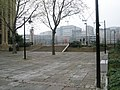 Looking from the forecourt of Southwark cathedral across to The City - geograph.org.uk - 1257931.jpg