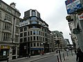 Looking west along Eastcheap, London towards Monument Junction.jpg