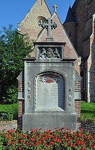 Loppem World War I Memorial R01.jpg