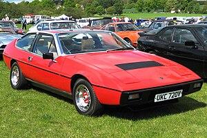 Lotus Eclat - Image: Lotus Eclat reg 1979 1973 cc