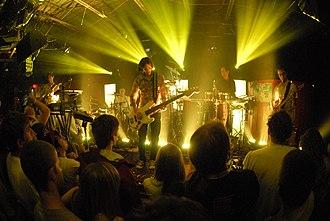 Lotus (American band) - Lotus at The Lantern in Blacksburg, VA on February 15, 2009