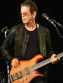 Lou Reed 2011