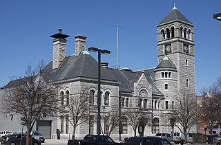 Lowell Post Office United States historic place