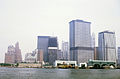 Lower Manhattan Skyline from New York Harbor, circa 1966-1969.jpg