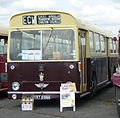 Lowestoft Corporation bus 4 (YRT 898H), 2009 Cobham bus rally.jpg