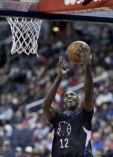 Luc Mbah a Moute Cameroonian basketball player