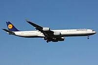D-AIHF - A340 - Lufthansa
