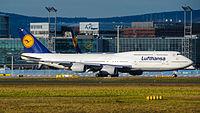 D-ABYN - B748 - Lufthansa