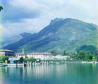 Lugano - Lugano in the early 20th century
