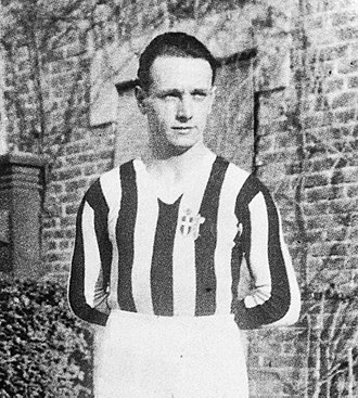 Luigi Bertolini - Bertolini with Juventus in the 1930s