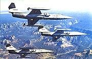 Luke AFB - F-104 Starfighters