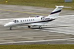 Luxaviation, F-GSCR, Cessna CitationJet CJ3 (40106529422).jpg