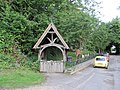 Lych gate to St Nicholas - geograph.org.uk - 1453611.jpg