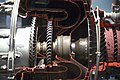 Lycoming T-53-L9 Turboshaft engine (close-up).jpg