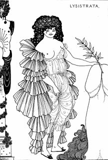 <i>Lysistrata</i> Comedy by Aristophanes
