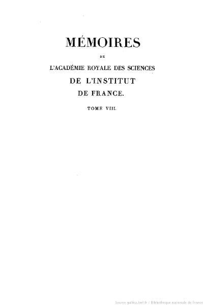 File:Mémoires de l'Académie des sciences, Tome 8.djvu
