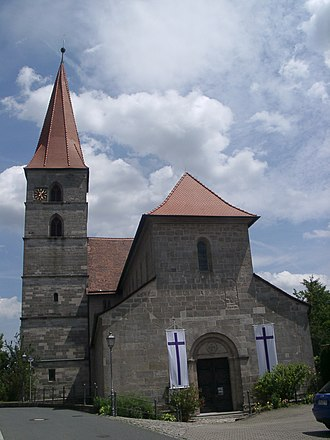 Aurachtal - Church in Aurachtal
