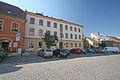 Městský dům (Úštěk), Vnitřní Město, Mírové náměstí 83.JPG