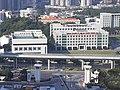 MC 澳門 Macau 萬豪酒店 JW Marriott Hotel room 28th Floor view November 2019 SS2 22.jpg