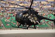 MH6 at NASCAR