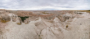 image of MK00667-75 Badlands Pinnacles overlook