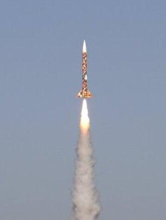 New Zealand Rocketry Association -  A high-power rocket lifts off at Taupiri