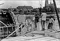 Maastricht, bouw Wilhelminabrug (5).jpg