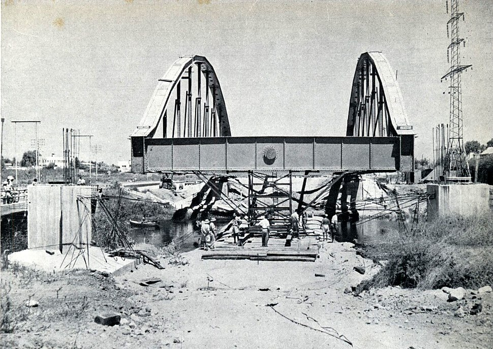 Maats Hayarkon bridge 1