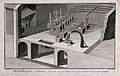 Machinery used in the cooling and processing of copper. Etch Wellcome V0023546.jpg