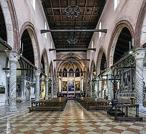 Madonna dell'Orto - Image: Madonna dell'Orto (Venice) Interior