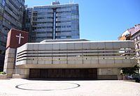 Madrid - Iglesia de Nuestra Señora del Buen Suceso 1.JPG