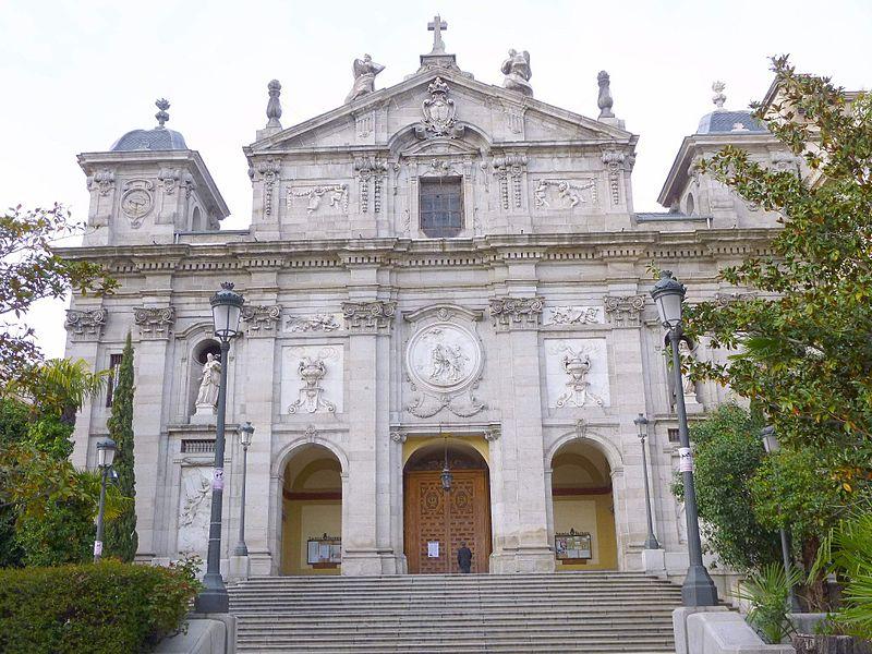 File:Madrid - Iglesia de Santa Bárbara (ex Convento de las Salesas Reales) 03.jpg