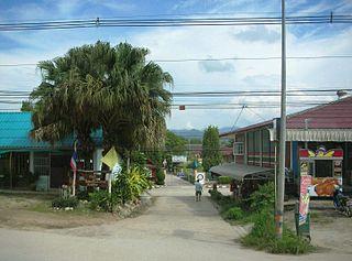 Mae Suai District Amphoe in Chiang Rai, Thailand