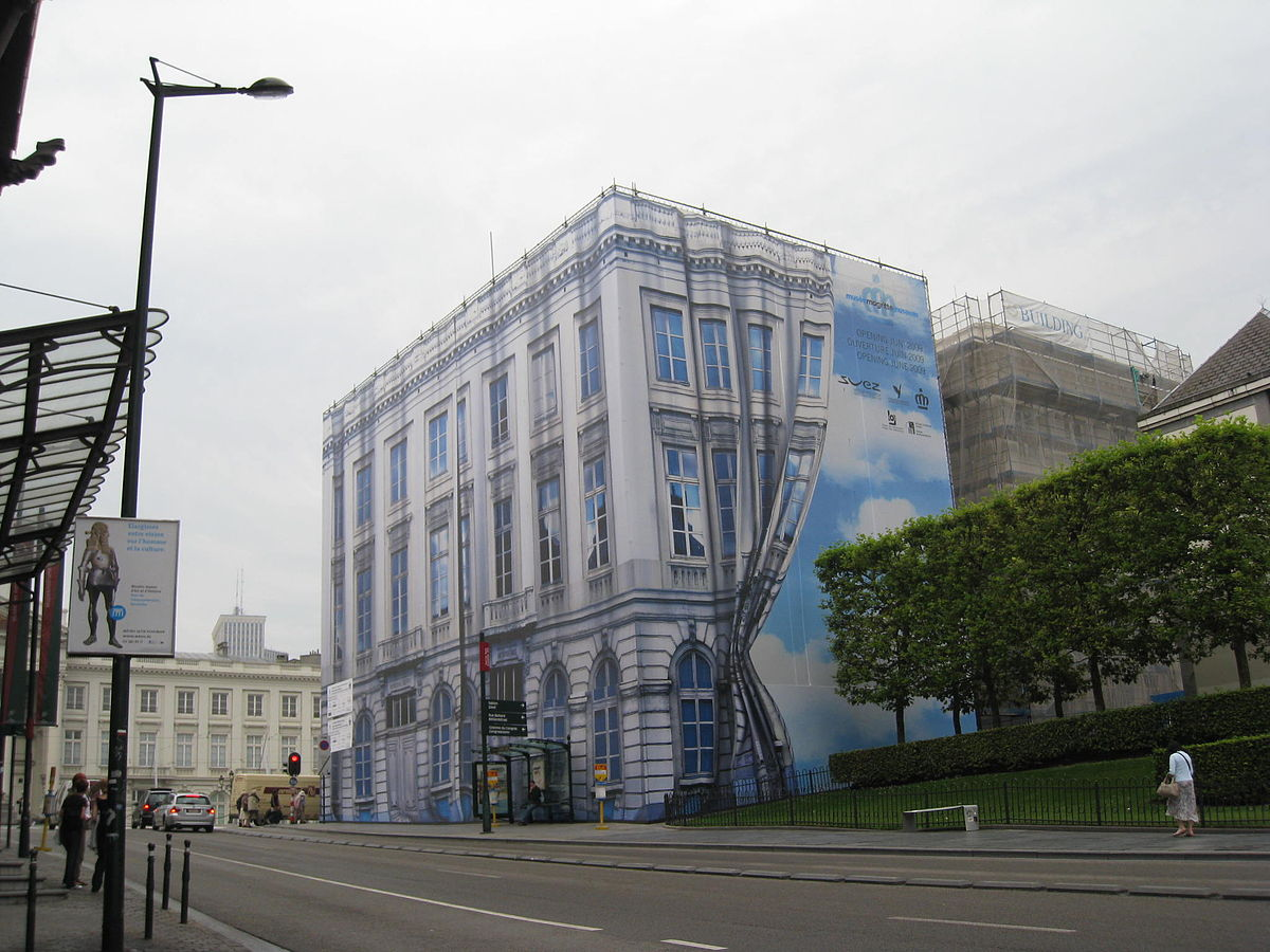 Magritte Museum  U2013 Wikipedia