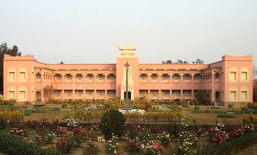 Main School Building of Ramakrishna Mission Vidyapith Purulia - Sarada Mandir