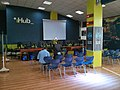 Main Stage at Intel Kenya Gaming Championship by Nexgen at the iHub Nairobi.jpg