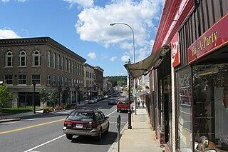 Athol (CDP), Massachusetts CDP in Massachusetts, United States