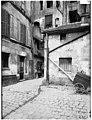 Maison - Vue générale et de la fontaine - Paris 04 - Médiathèque de l'architecture et du patrimoine - APMH00037806.jpg