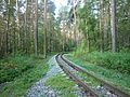 Majakovsky park Yekaterinburg - Kids railway take 01.JPG