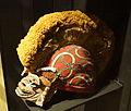 Malagan funeral mask, New Ireland, Papua New Guinea, 1901 - Etnografiska museet - Stockholm, Sweden - DSC00942.JPG
