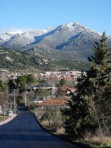 73d2b2a84 Sierra de Guadarrama - Wikipedia, la enciclopedia libre