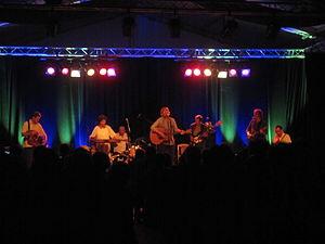 Malicorne (band) - Image: Malicorne le 16 08 2013 a Anost
