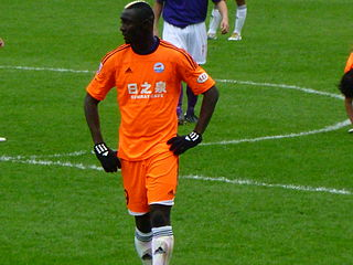 Mamadou Barry Guinean footballer