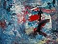 Man in love– 31x41cm Oil On Paper by Kinga Ogieglo.jpg